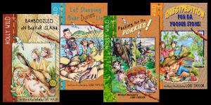 hw four book bundle