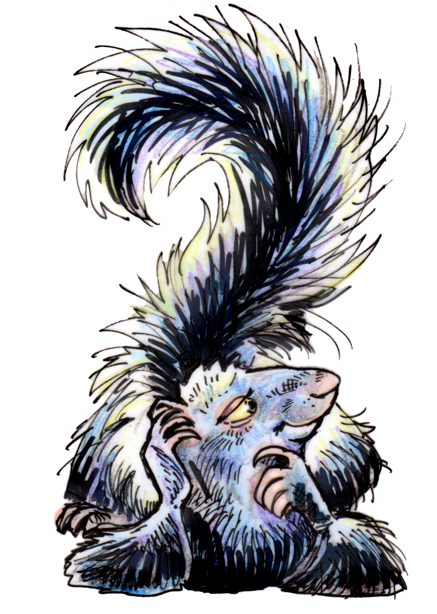 skunk GALL