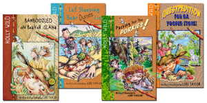 hw four book bundle