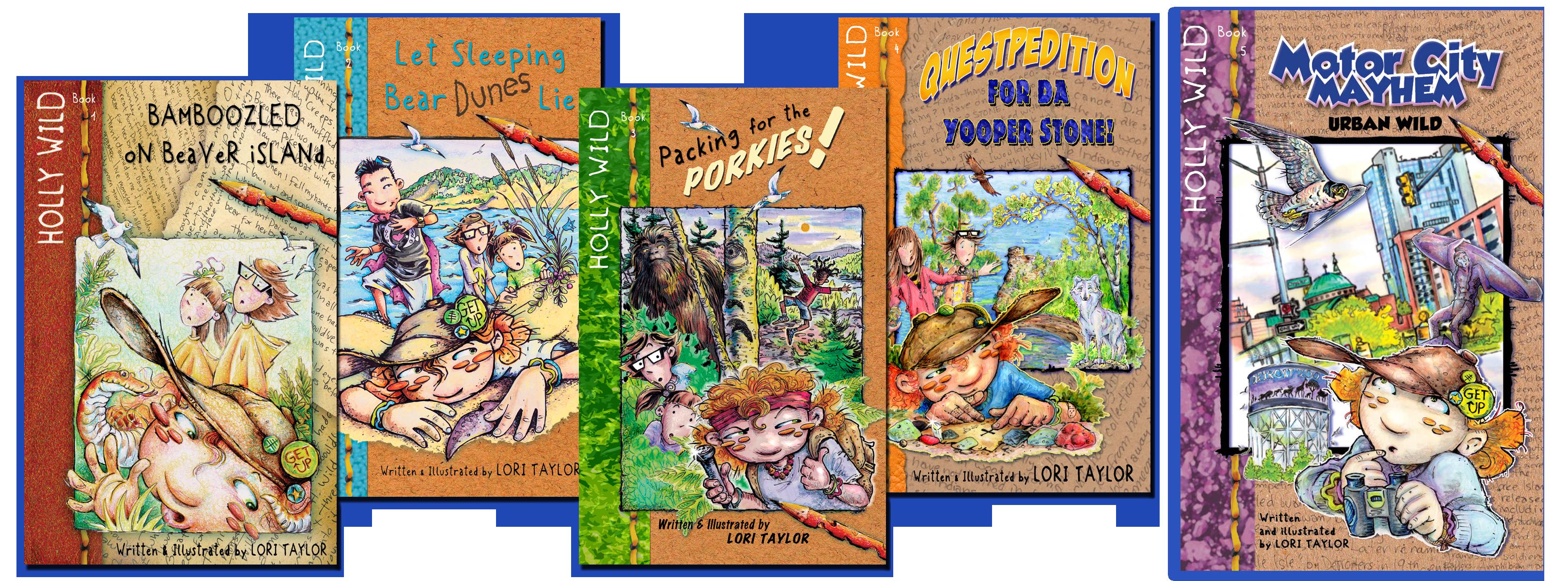 hw five book bundle copy