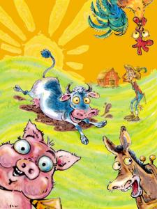 cover funny farm w hen copy